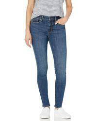 Goodthreads Mid-Rise Skinny Jeans - Bleu