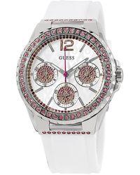 Guess Orologio da Donna Sparkling Pink Exclusive W0032L6 - Rosa