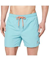 GANT Basic Swim Shorts Classic Fit Pantaloncini - Blu