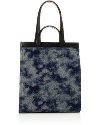 DIESEL Women's Shoulder Bag Kub8 Ametista Handbag Denim - Blue