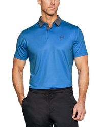 Under Armour Coolswitch Dash Polo - Blue