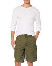 Tommy Hilfiger TJM Washed Cargo Short Pantalones cortos - Verde