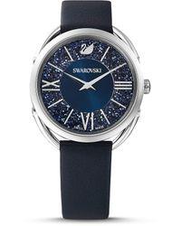 Swarovski Crystalline Glam Watch - Blue
