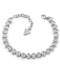 Guess Gioielli da Donna Jewellery UBB28126 - Metallizzato