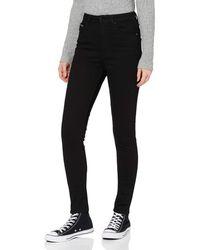 Guess Super Highrise Jeans - Noir