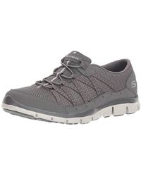 S Gratis Strolling Charcoal Grey Lightweight Trainers Shoes - Gray