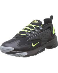 Nike – Zoom 2k – Sneaker - Schwarz
