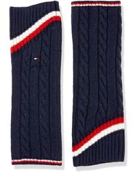 Tommy Hilfiger S TH Warmers 1P Cable Leg Warmer - Mehrfarbig