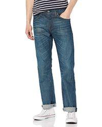 Levi's 527 Low Bootcut, Jeans Homme - Bleu