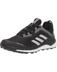 adidas Outdoor Terrex Agravic Flow W Trail Running Shoe - Noir