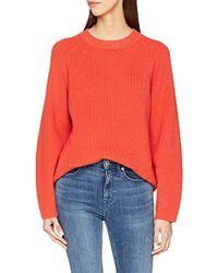 Filippa K - Sculptural Cotton Sweater Jumper - Lyst