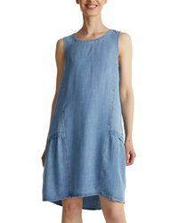 Esprit Dress - Blue