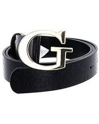 Guess Adjustable Pant Belt W95 Adjustable Pant Belt Astrid W95 Black - Nero