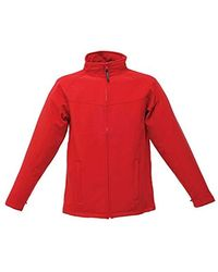 Regatta - Uproar S Softshell Wind Resistant Fleece Jacket - Lyst
