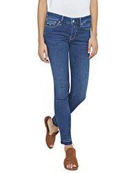 Replay Luz Skinny Jeans - Blau