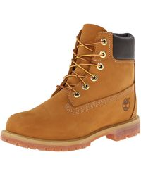 Timberland W, Chaussures Montantes - Marron