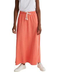 Esprit 040ee1d306 Skirt - Orange