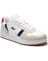 Lacoste - T-Clip 0120 2 SFA Sneaker - Lyst