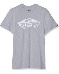 Vans Herren OTW T-Shirt - Blanco