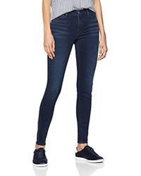 Jeans Shaping 310 Mujer Skinny Azul Super oWxBQErdCe