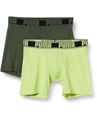 PUMA - Active Boxers - Lyst
