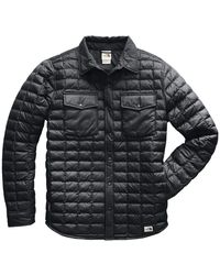 The North Face Men's Thermoball Snap Jacket - Tnf Black, X-large