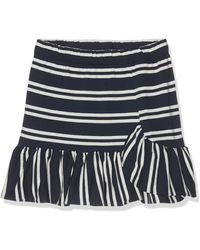 Scotch /& Soda Girls Jersey Mini Shorts in Various Dessins