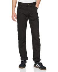 Lee Jeans Brooklyn Comfort Jeans - Schwarz