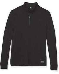 Hanro Herren Light Merino Short Sleeve Shirt Pyjama-Oberteil Top