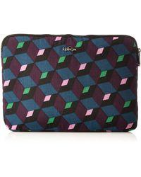 """Kipling Housse pour ordinateur portable 13"""" - Bold Mirage - Multicolore"""