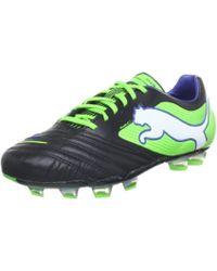 Football Green Powercat Fg 1 Boots 08wknOPX