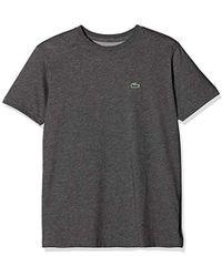 Lacoste T- Shirt Garçon - Gris