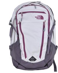 The North Face W Surge Transit Vaporous Grey/rabbit Grey S Daypack
