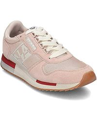 Pink 9svicky01 Low Trainers Mes Pale New N0yjt3p77 Shoes Woman eWYIEDH29