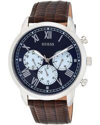 Guess Watch W1261G1 - Métallisé