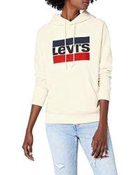 Levi's Graphic Sport Hoodie Sweat-Shirt À Capuche - Multicolore