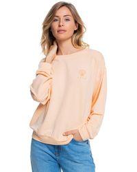 Roxy Surfing by Moonlight Super Soft Sweatshirt - Multicolore
