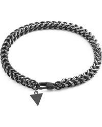 Guess Stainless Steel Bracelet - Black