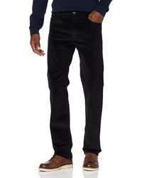 Wrangler Arizona Straight Jeans - Nero