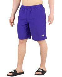 The North Face Men's Class V Rapids Swimshorts, Purple Men's In Purple
