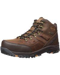 Skechers Relment-traven Waterproof Hiker Hiking Boot - Grey