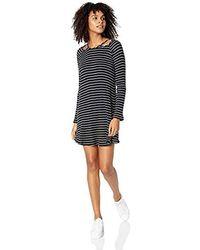O'neill Sportswear Millia Knit Long Sleeve Dress - Black