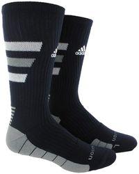 adidas Team Speed Traxion Crew Socks - Blue