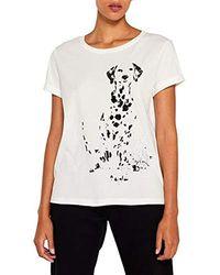 Esprit T- Shirt - Blanc