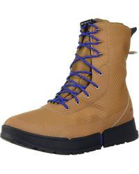 Columbia Hyper-boreal Omni-heat Tall Snow Boot - Blue
