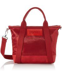 Esprit Accessoires Womens 010ea1o329 Handbag - Red
