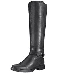 Kenneth Cole Reaction Kent Play Riding Boot - Black