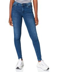 Springfield Jeans Body Shape Pantalones - Gris