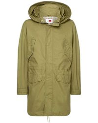 Tommy Hilfiger Parka Military Green - Green