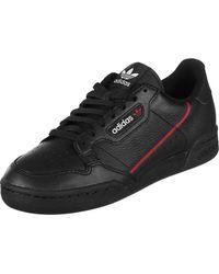 adidas Zapatillas Continental 80 - Negro